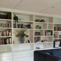 Wandmeubel/boekenkast