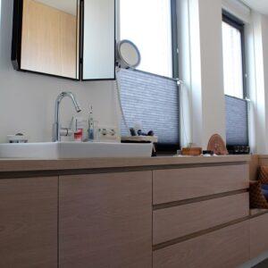 Badkamermeubel met zitbank