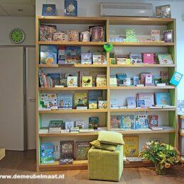 Velp Hart van Velp Winkelinrichting boekenkast