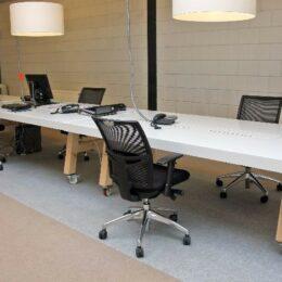 bureau en kantoortafels