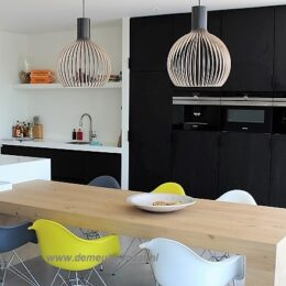 keuken eiken achterwand