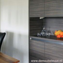 moderne keuken inbouwkast