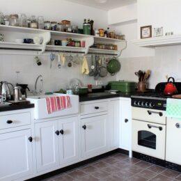 landelijk/klassieke keuken