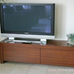 tv meubel in mahonie